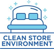 Clean Store Environment