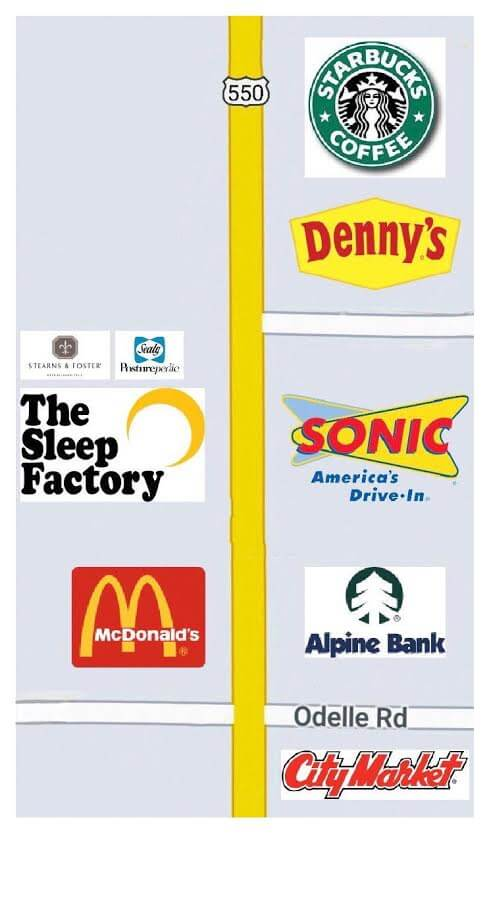 Sleep Factory Map